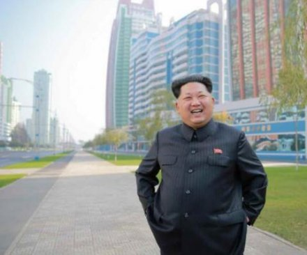 North Koreans irked at orders to donate to construction project