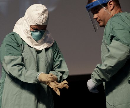 Ebola cases top 10,000, WHO report says