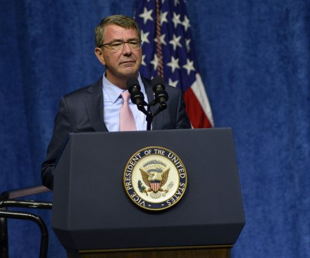 Carter: Saudi Arabia, UAE to provide special operations forces in Islamic State fight