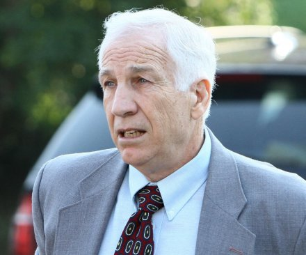 Sandusky back in court seeking new trial to dismiss child sex abuse conviction in '12