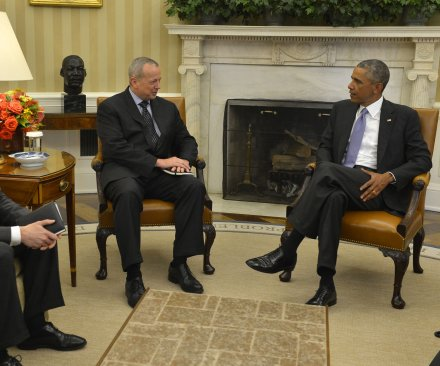 Obama: I will not commit to another ground war in Iraq