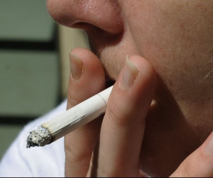 HUD ban on smoking in public housing