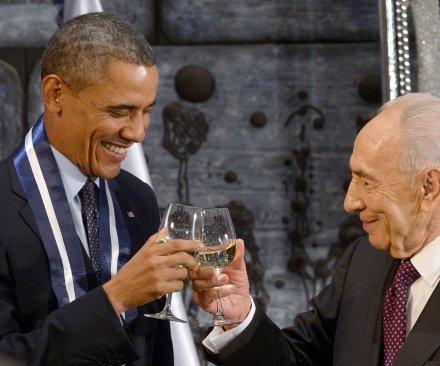 World leaders remember Israeli statesman Shimon Peres for optimism, patriotism