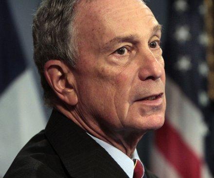 Report: Former N.Y.C. mayor Michael Bloomberg says he's mulling run for president