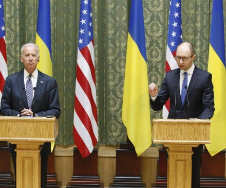 Putin's ultimate goal is to restore Soviet Union, says Ukraine's prime minister