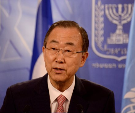 U.N. condemns attack on peacekeepers in Mali
