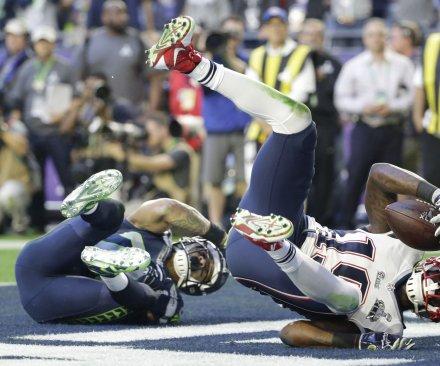 Live photos from Super Bowl XLIX