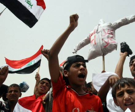 Protesters storm Iraqi Green Zone, parliament building