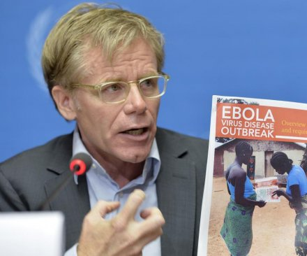 WHO: Ebola cases slowing in Liberia
