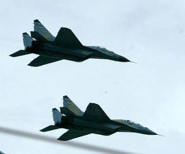 Boost in Russian air maneuvers rattles Europe