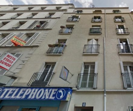 Suspect arrested in Paris apartment blaze that killed eight