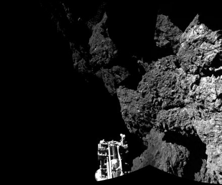ESA scientists say Philae lander will wake up in 2015