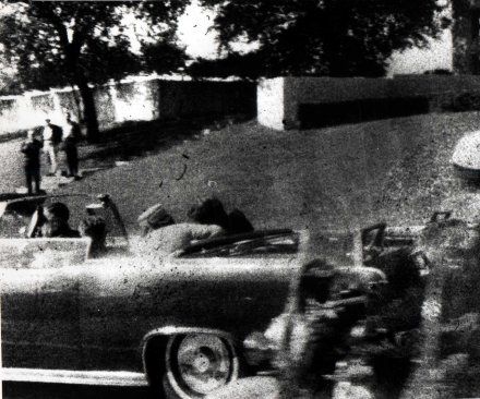 CIA director withheld information about JFK assassination