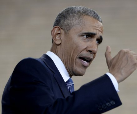 Obama orders review of alleged Russian hacking in U.S. election
