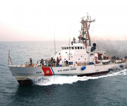 U.S. fires on Iranian fishing boat in Persian Gulf