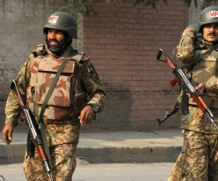 Family of slain Pakistani taxi driver files complaint against U.S.
