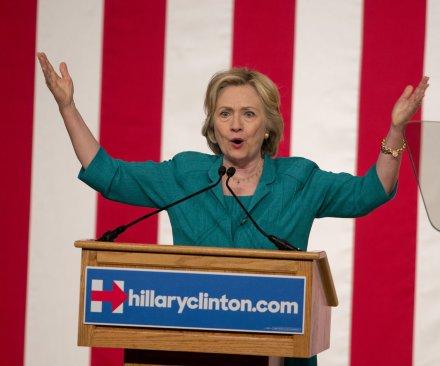 Hillary Clinton: 'The Cuba embargo needs to go'
