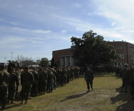 VA considering expanded benefits linked to toxic water at Camp Lejeune