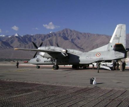 Search for missing Indian air force jet intensifies, hindered by bad weather