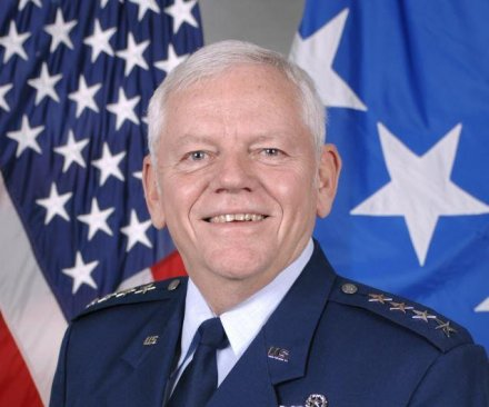 Air Force investigates retired four-star general accused in sexual assault