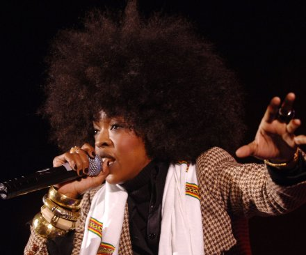 Lauryn Hill dedicates song 'Black Rage' to Ferguson residents