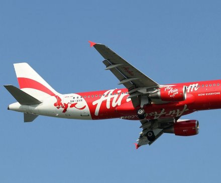 AirAsia airliner missing, search continues after suspension
