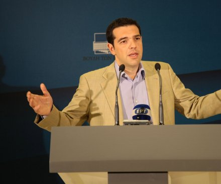 Greek PM Alexis Tsipras urges 'no' vote on bailout referendum