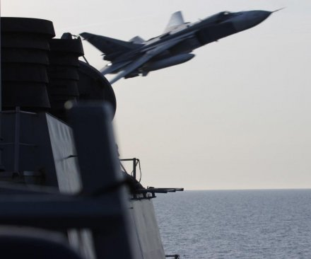 Russia amassing troops at borders in challenge to NATO