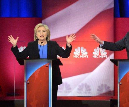 Sanders, Clinton come out swinging in head-to-head debate
