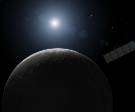 Ceres' mysterious existence has long puzzled scientists