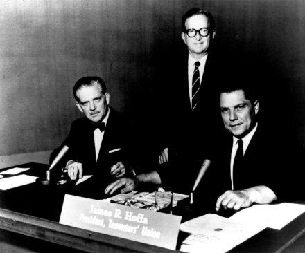 40 years of false leads: Jimmy Hoffa mystery endures
