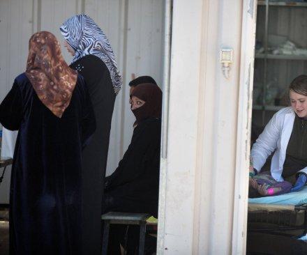 Dozens of children die in Syria after tainted vaccines