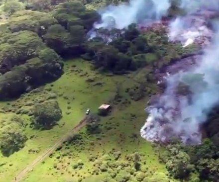 Kilauea lava prompts evacuation notice in Hawaii