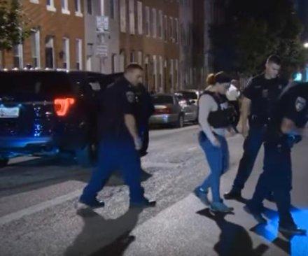 8 injured, including toddler, in Baltimore retaliation shooting