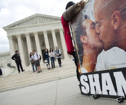 Supreme Court set to take on same-sex marriage case