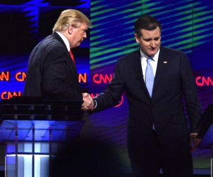 At long last, Ted Cruz finally gives endorsement to Donald Trump