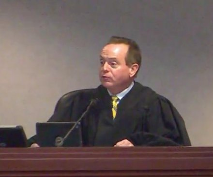 North Carolina judge convicted of bribing federal agent with beer for wife's texts