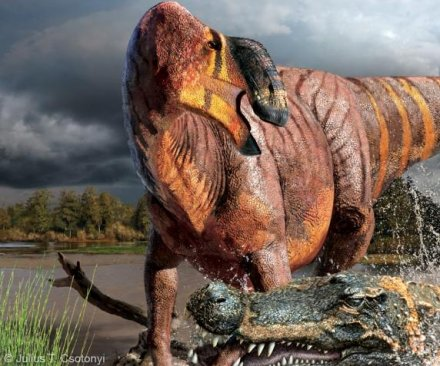 New dinosaur species with giant nose discovered in Utah