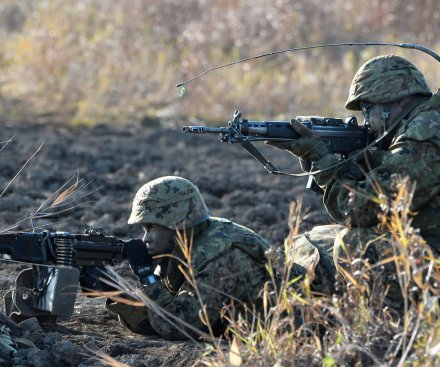 U.S.-Japan joint military exercise Orient Shield underway