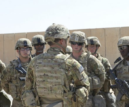Pentagon to send additional 600 troops to fight IS in Iraq