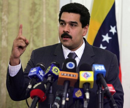 Venezuela announces mandatory finger printing at supermarkets