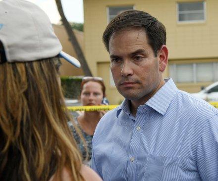 Marco Rubio, Debbie Wasserman Shultz get Florida primary victories