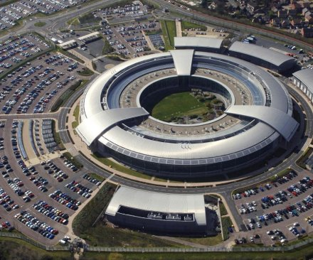 GCHQ captured emails
