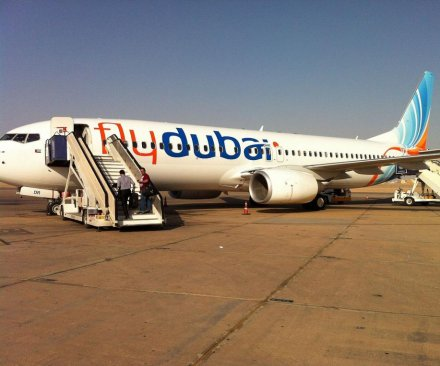 Passenger plane struck by gunfire at Baghdad airport