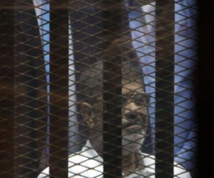 Ousted Egyptian President Morsi sentenced to 20 years