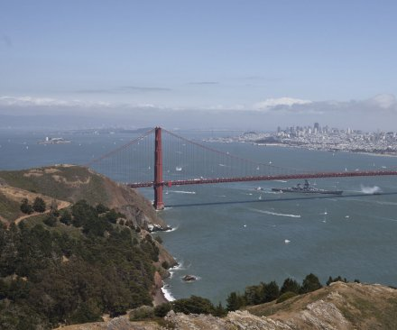 At least 5 earthquakes strike San Francisco Bay Area on Sunday