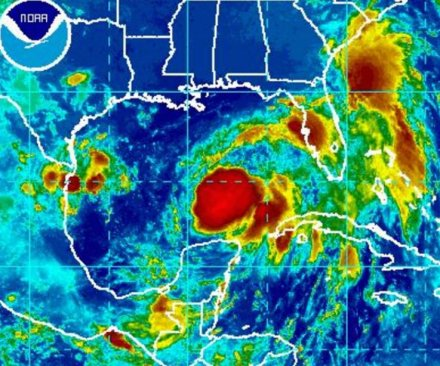 Tropical Depression 9 could become hurricane before reaching Florida