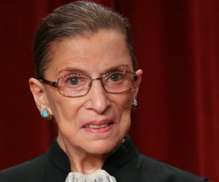 Ruth Bader Ginsburg recovering from heart surgery