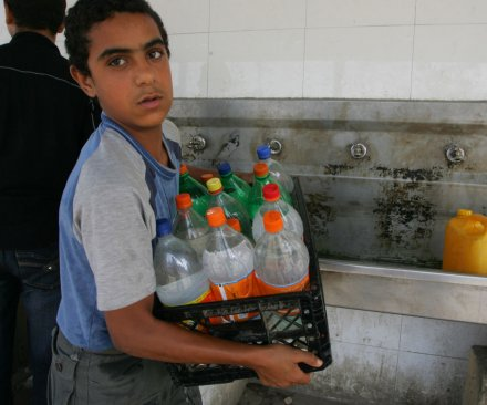 Israel to increase water delivery to Gaza