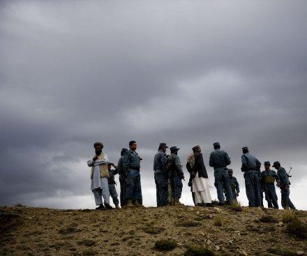 Islamic State kills dozens over Afghan sheep theft